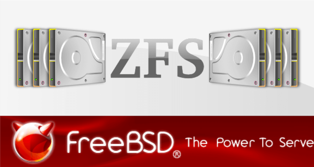 FreeBSD + ZFS